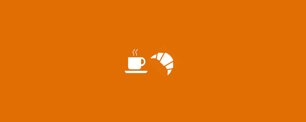 cafeCroissant